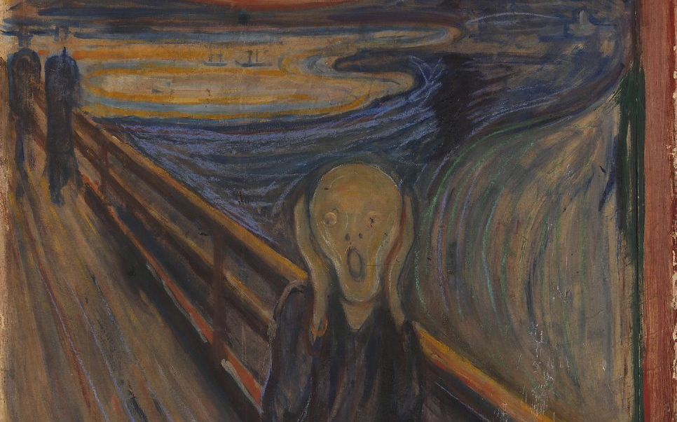 the scream by edvard munch analysis We have 10 edvard munch prints and posters, including the scream, c1893, the scream, c1893, and more find edvard munch art at fulcrumgallerycom.
